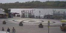 Webcam Rostov-on-don - Fountain on the waterfront