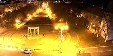 Webcam Astrakhan - Lenin Square - Neva Fountain