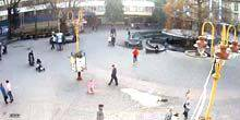Webcam Ivano-Frankivsk - Fountain on Vechevy Maidan