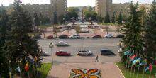 Webcam Tver - The fountain in the Moscow area