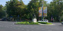Webcam Yerevan - French square