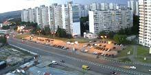 Webcam Kharkov - Ludwig Freedom Avenue
