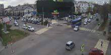 Webcam Ussuriysk - Supermarket Fresh on Komsomolskaya