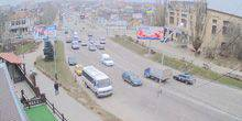 Webcam Melitopol - View to the street Frunze