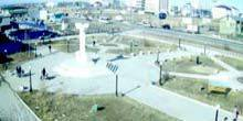Webcam Yakutsk - Gagarin Square