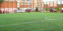 Webcam Rostov-on-don - Football field in the residential Zhukovsky