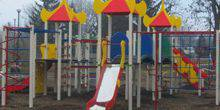 Webcam Gadyach - Children's Playground in the Park