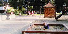 Webcam Kurakhovo - Children's Playground