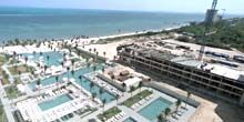 Webcam Cancun - Hotel Garza Blanca
