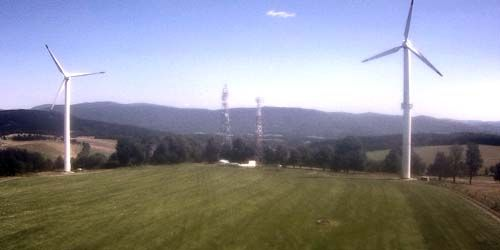 Webcam Liberec - Wind generators