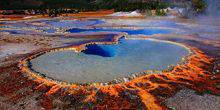 Yellowstone volcano Idaho Falls