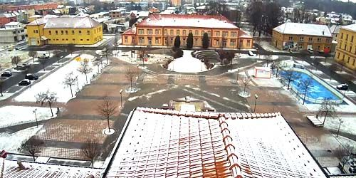 Webcam Kromeriz - Ghana Square