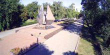 Webcam Nikolaev - Alley of Glory