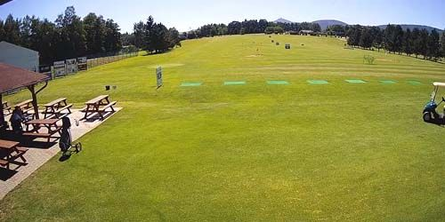 Webcam Liberec - Golf Club