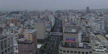 Webcam Naha - City from a height