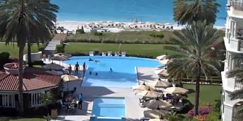 Webcam Turks and Caicos Islands - Five-star hotel on the shores of Grace Bay