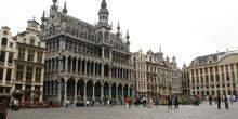 Webcam Brussels - The Grand Place