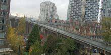 Webcam Vancouver - Granville Bridge
