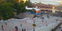 Webcam Odessa - Greetings from Potemkin stairs