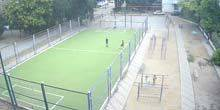 Webcam Kerch - Sports ground in the center