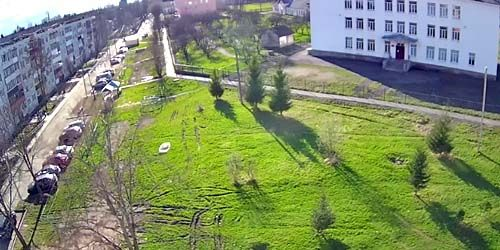 Webcam Nelidovo - City gymnasium number 2
