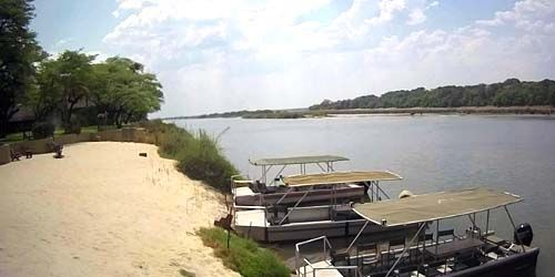 Webcam Rundu - Hakusembe Lodge on the Okavango River