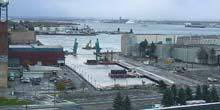 Webcam Duluth - Harbor Entrance
