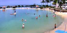 Webcam Key West - Hawks Cay Beach Resort on Duck Key Island