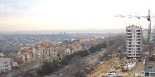Webcam Sevastopol - Panorama of the city from a height