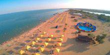 Webcam Kerch - Beaches in the village of Heroic