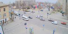 Webcam Melitopol - The Prospect Of Bogdan Khmelnitsky