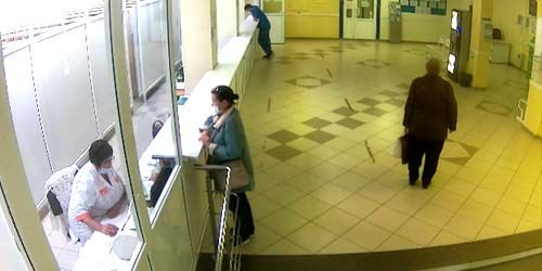 Webcam Gubkinsky - Central District Hospital
