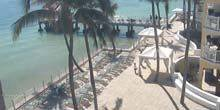 Webcam Key West - Embankment Hotel Southernmost Beach Resort