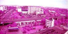 Webcam Kharkov - Moscow Avenue, The House of Printing