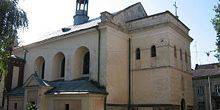 Webcam Lviv - Mother Church of Lady Neustannoy assistance