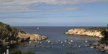 Webcam Ibiza - Cala Vedella Bay