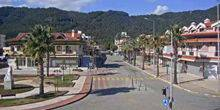 The village centre Icmeler Marmaris