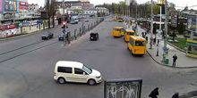Webcam Sumy - Ilyinskaya Street, Kiev Department Store, McDonald's