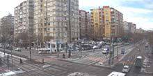 Webcam Konya - Busy intersection in the center