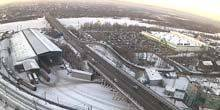 Webcam Irkutsk - Irkutny Bridge, Leroy Merlin