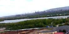 Webcam Magnitogorsk - Iron and Steel Works