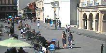 Webcam New Orleans - Jackson square