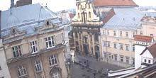 Webcam Lviv - Church of the Holy Apostles Peter and Paul (Jesuit Church)