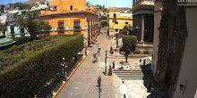 Webcam Guanajuato - Museum of Diego and Juarez Theater