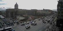 Webcam Saint Petersburg - Kazan cathedral