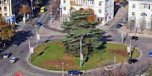 Webcam Sevastopol - The ring on Ushakova square