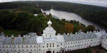 Webcam The Valaam Islands - The belfry of the Valaam monastery