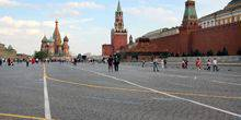 Webcam Moscow - Red Square