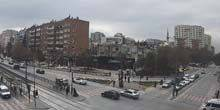 Webcam Konya - Crossroads near KuleSite shopping center