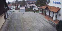 Webcam Zagreb - The central square of the village Kumrovets